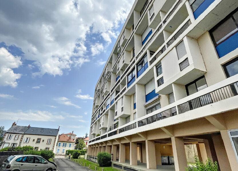 Appartement à louer 71m2 à Montluçon