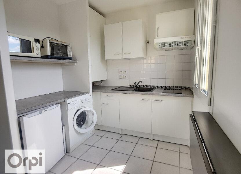 Appartement à louer 37.25m2 à Montluçon