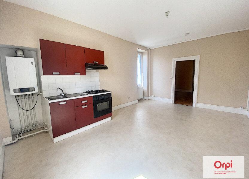 Appartement à louer 36.53m2 à Montluçon