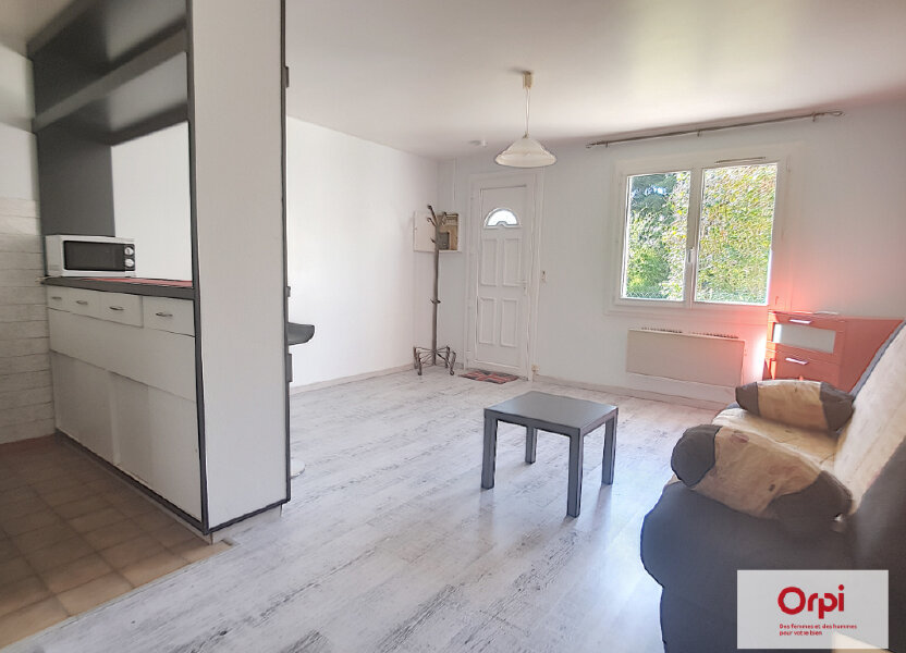 Appartement à louer 23.66m2 à Montluçon