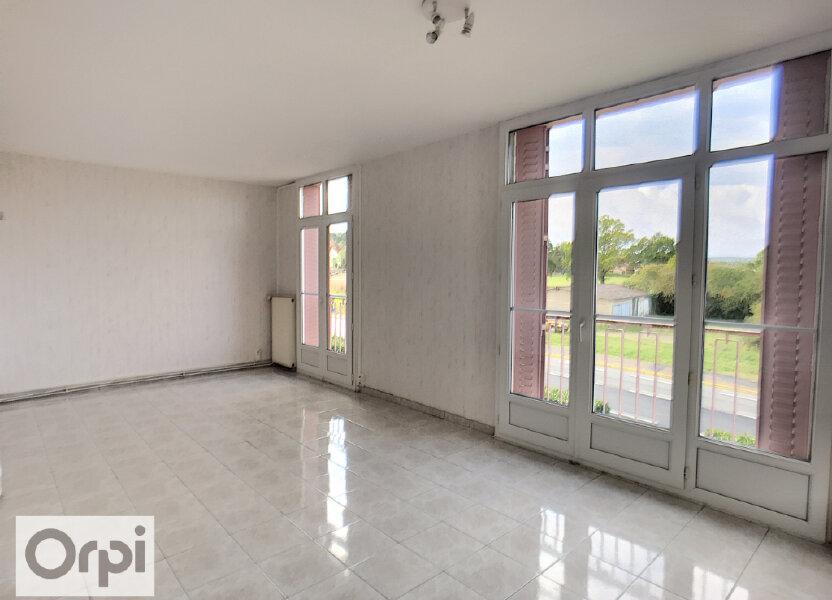 Appartement à louer 58.41m2 à Montluçon