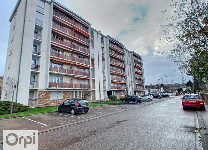 Appartement à louer 64.33m2 à Montluçon