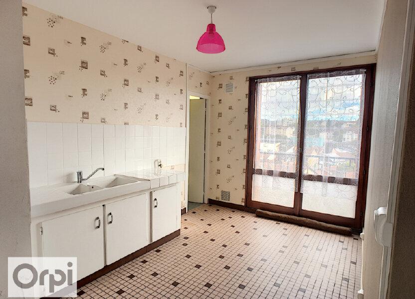 Appartement à louer 61.21m2 à Montluçon