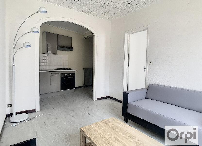 Appartement à louer 41m2 à Montluçon