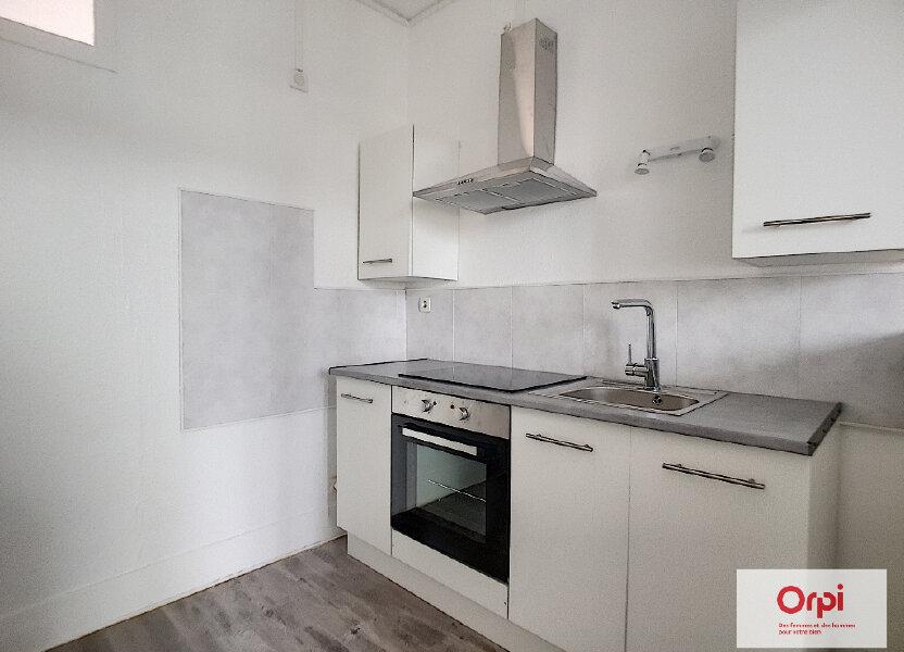 Appartement à louer 38.5m2 à Montluçon