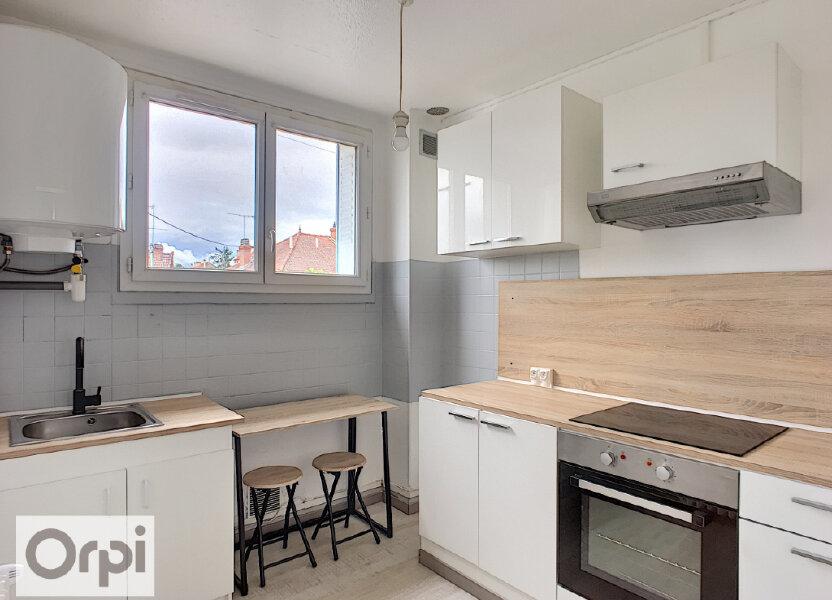 Appartement à louer 41.49m2 à Montluçon