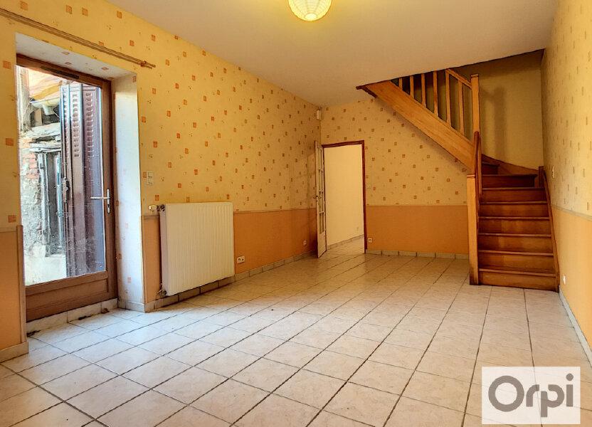 Appartement à louer 74.45m2 à Huriel