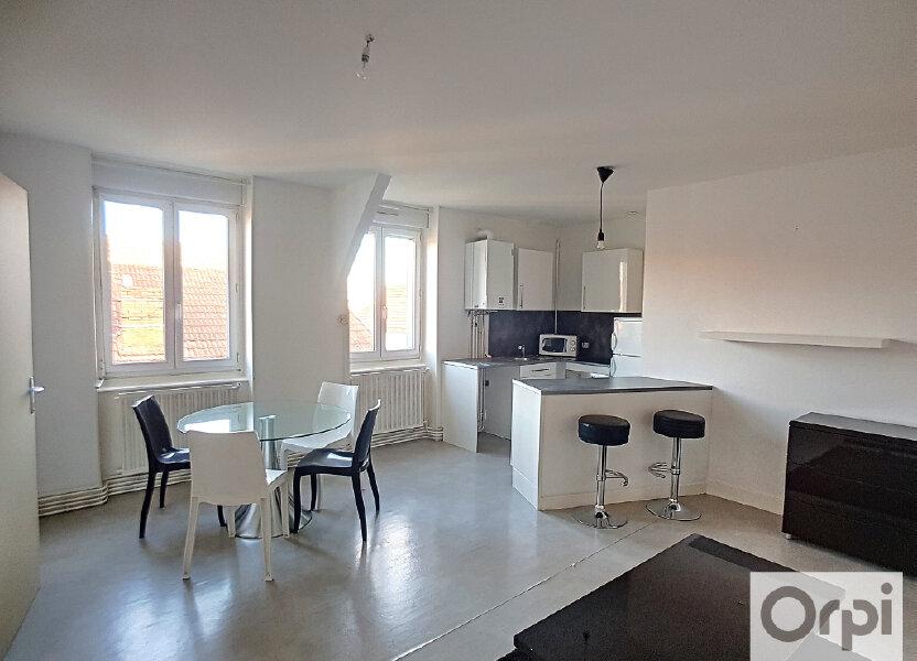 Appartement à louer 38.81m2 à Montluçon