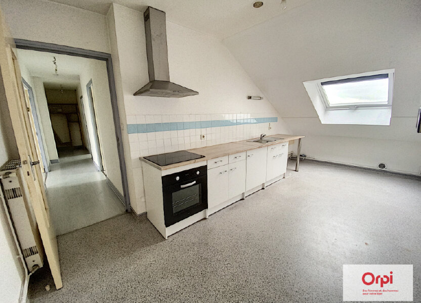 Appartement à louer 69.93m2 à Montluçon