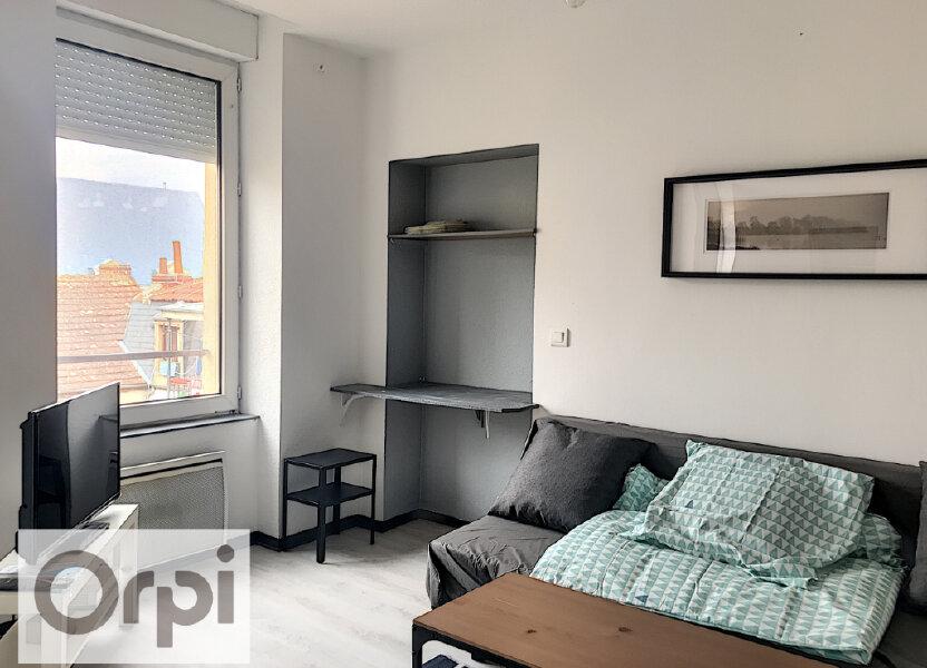 Appartement à louer 27.51m2 à Montluçon