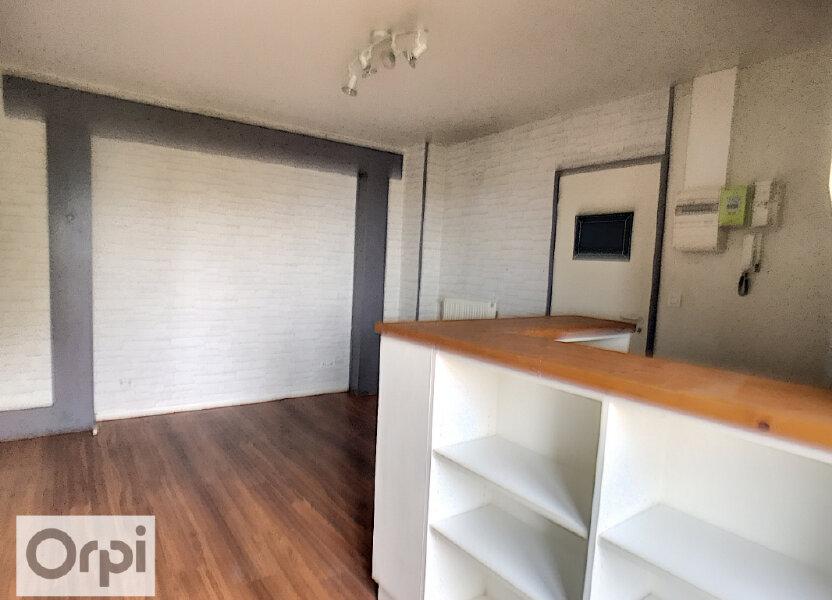 Appartement à louer 43.05m2 à Montluçon