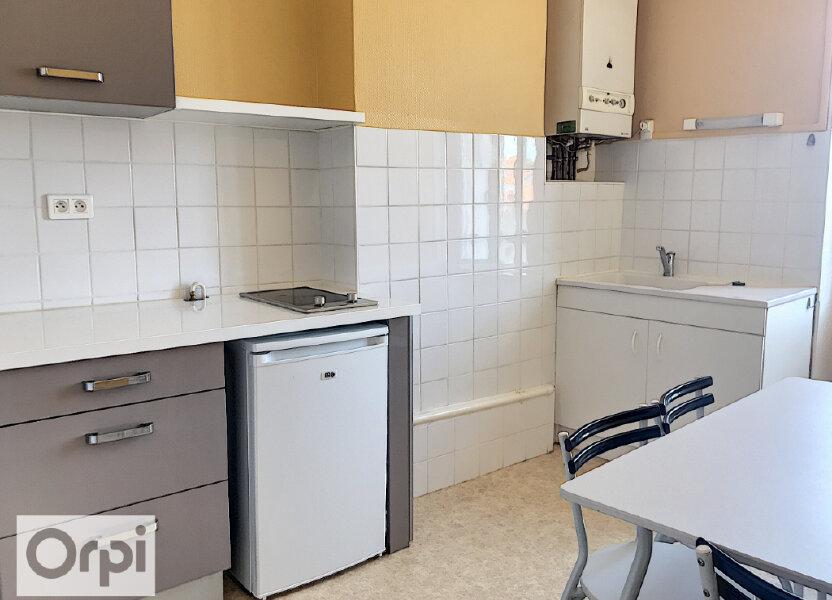Appartement à louer 44.75m2 à Montluçon