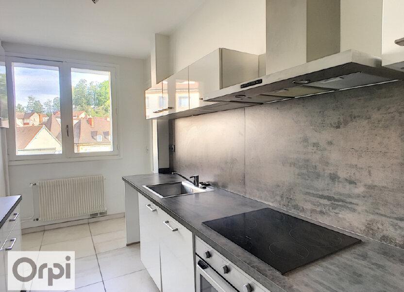 Appartement à louer 105.87m2 à Montluçon