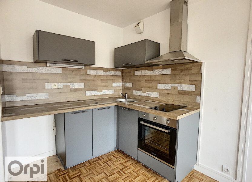 Appartement à louer 39m2 à Montluçon
