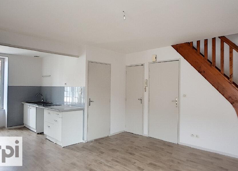 Appartement à louer 47.11m2 à Commentry