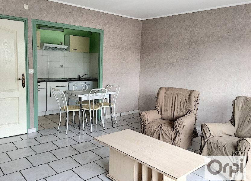 Appartement à louer 27m2 à Montluçon
