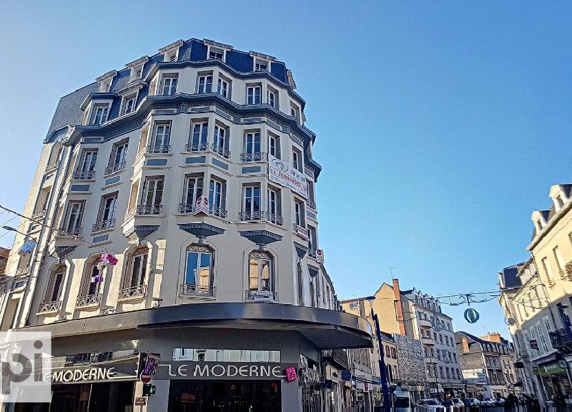 Appartement à louer 85m2 à Montluçon