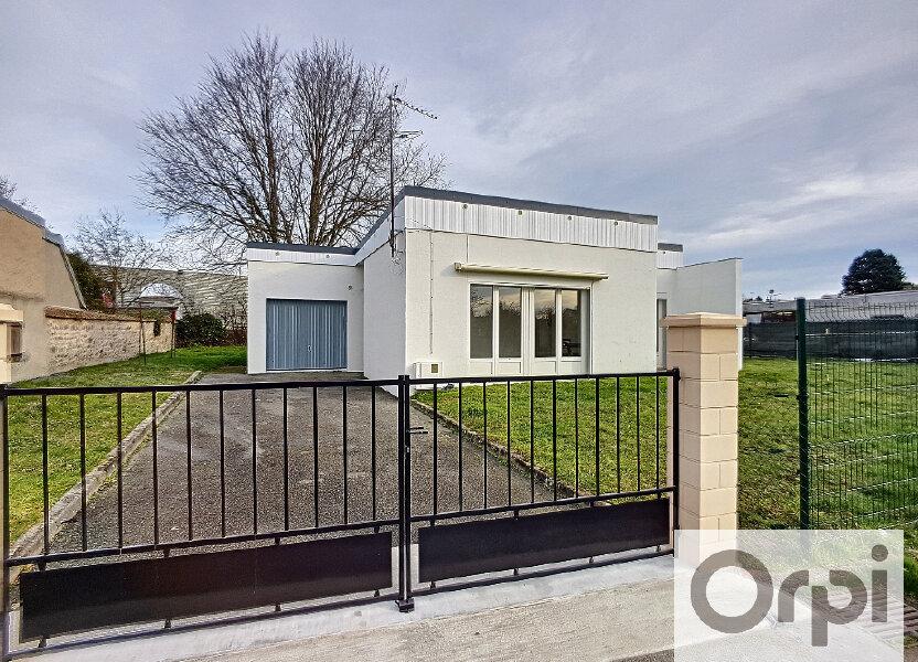 Maison à louer 77m2 à Boussac-Bourg