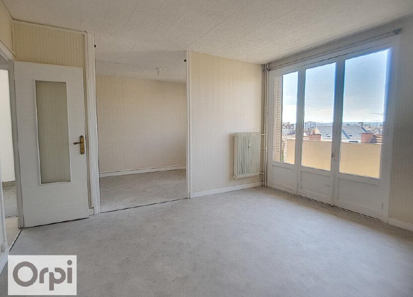 Appartement à louer 65.82m2 à Montluçon