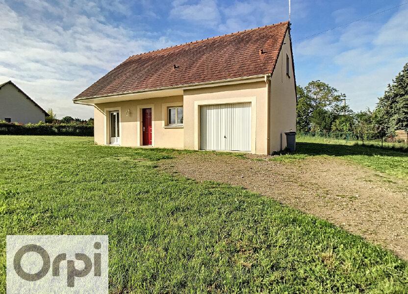 Maison à louer 104m2 à Villebret
