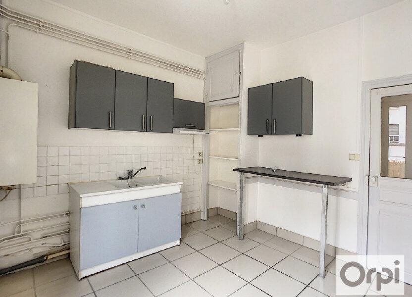 Appartement à louer 60.2m2 à Montluçon