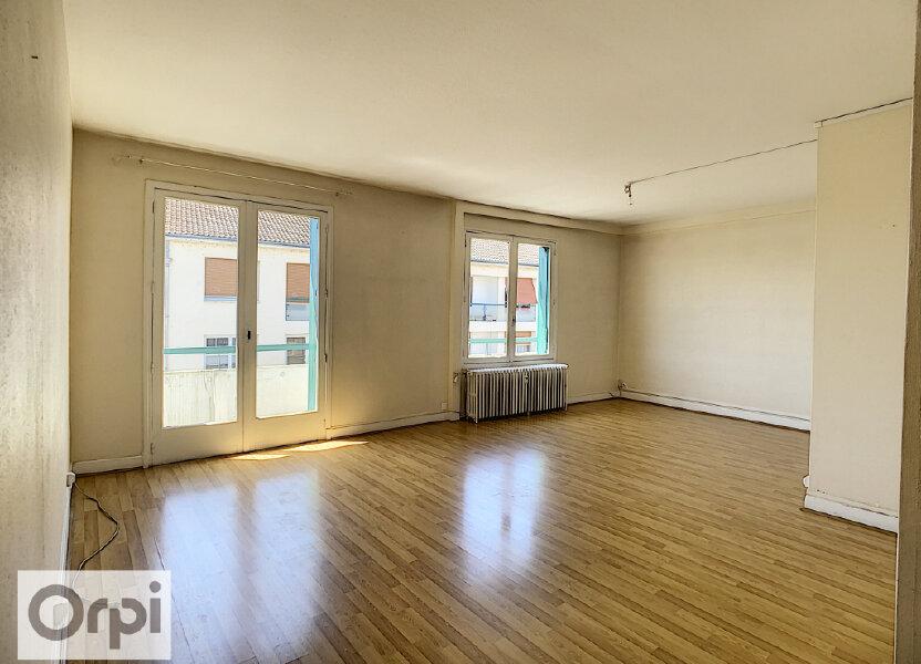 Appartement à louer 72m2 à Montluçon