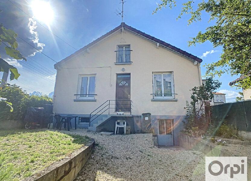 Maison à louer 43.43m2 à Montluçon