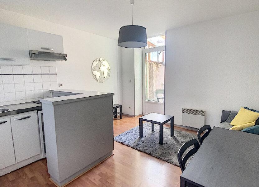 Appartement à louer 31.2m2 à Montluçon