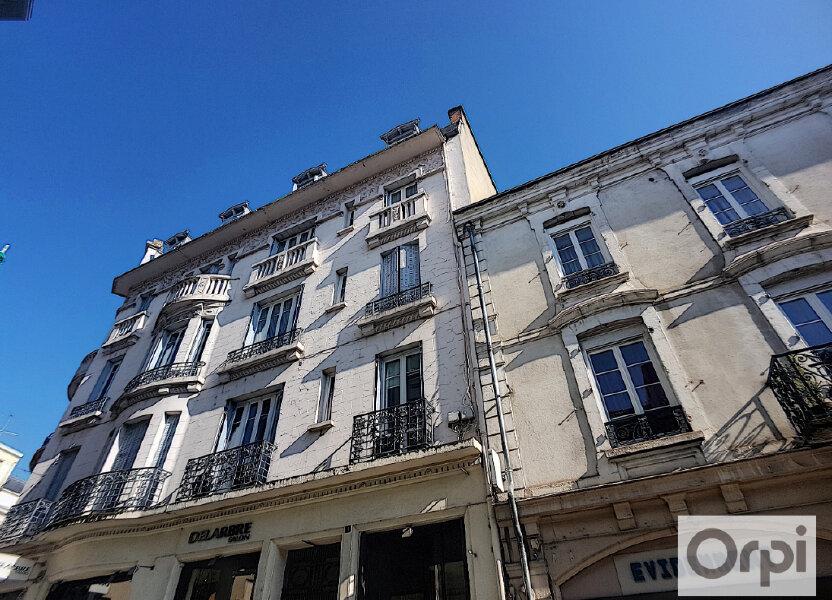 Appartement à louer 60.44m2 à Montluçon