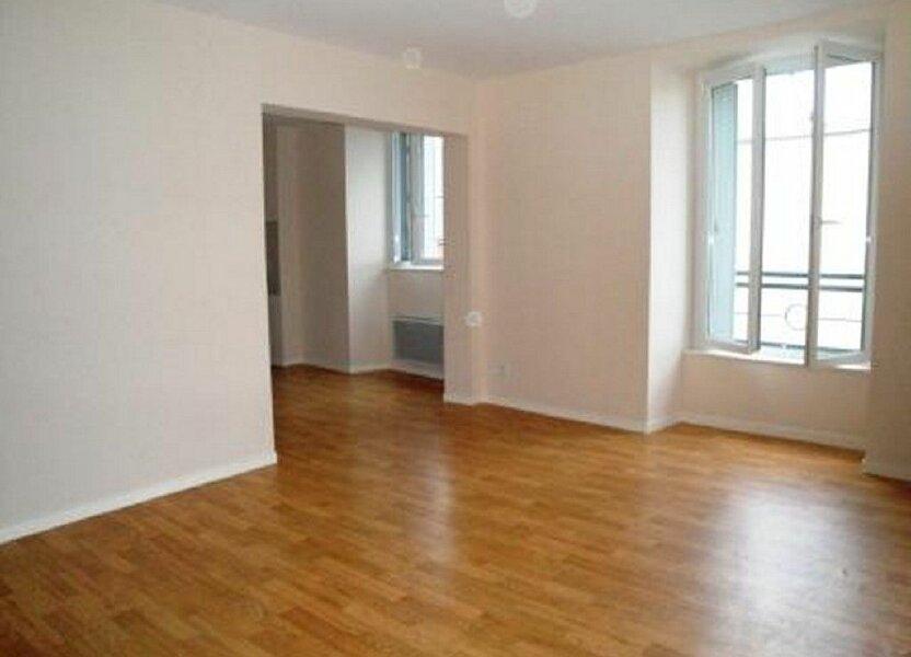 Appartement à louer 58.45m2 à Toury