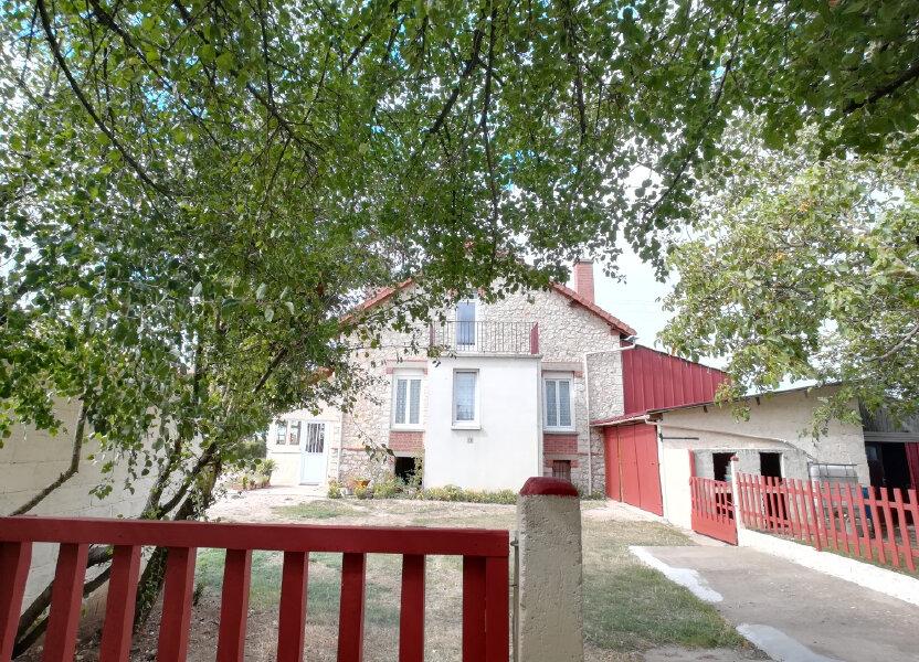 Maison à vendre 135m2 à Civry