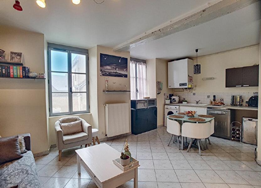 Appartement à vendre 50.12m2 à Toury
