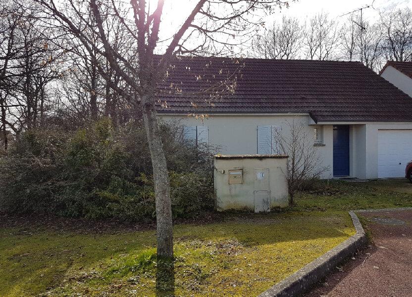 Maison à louer 86.56m2 à Saint-Jean-de-Braye
