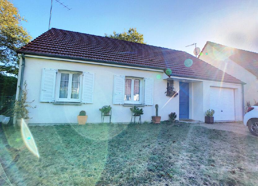 Maison à louer 86.58m2 à Saint-Jean-de-Braye