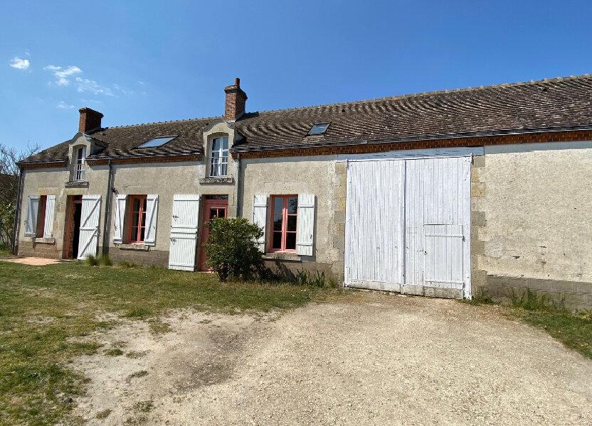 Maison à louer 131m2 à Vitry-aux-Loges