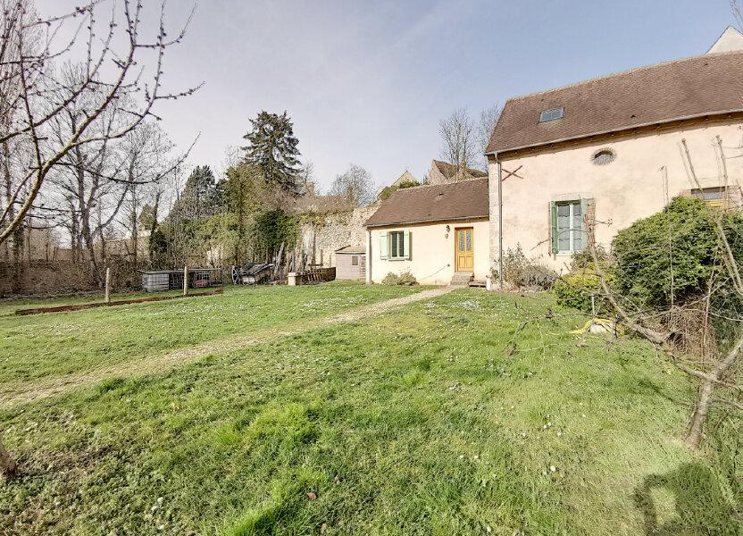 Maison à louer 73.07m2 à Ferrières-en-Gâtinais