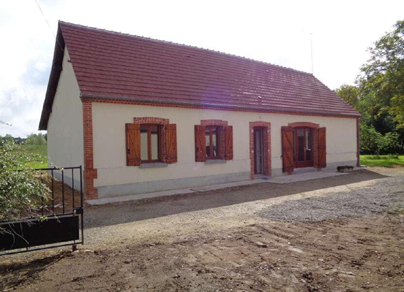 Maison à louer 108.72m2 à La Cour-Marigny