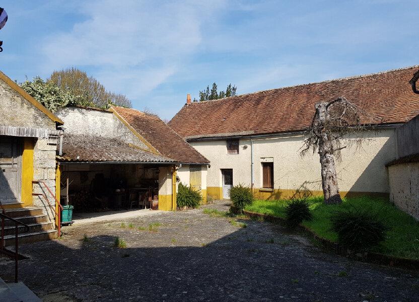 Maison à vendre 120.48m2 à La Neuville-sur-Essonne