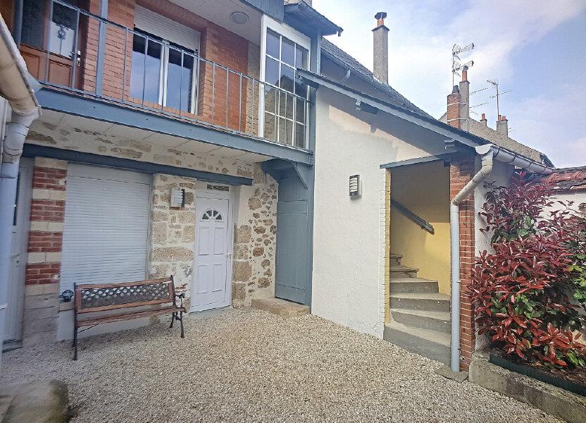 Appartement à louer 35.12m2 à Beaune-la-Rolande