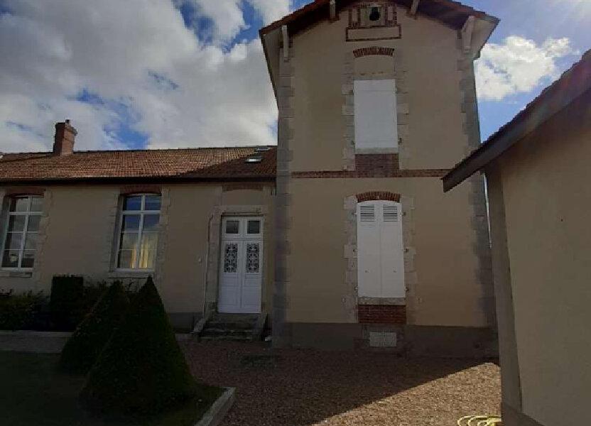 Appartement à louer 97.57m2 à Bazoches-les-Hautes