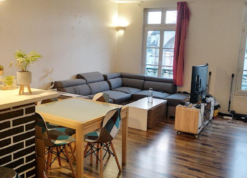 Appartement à louer 53m2 à Montargis