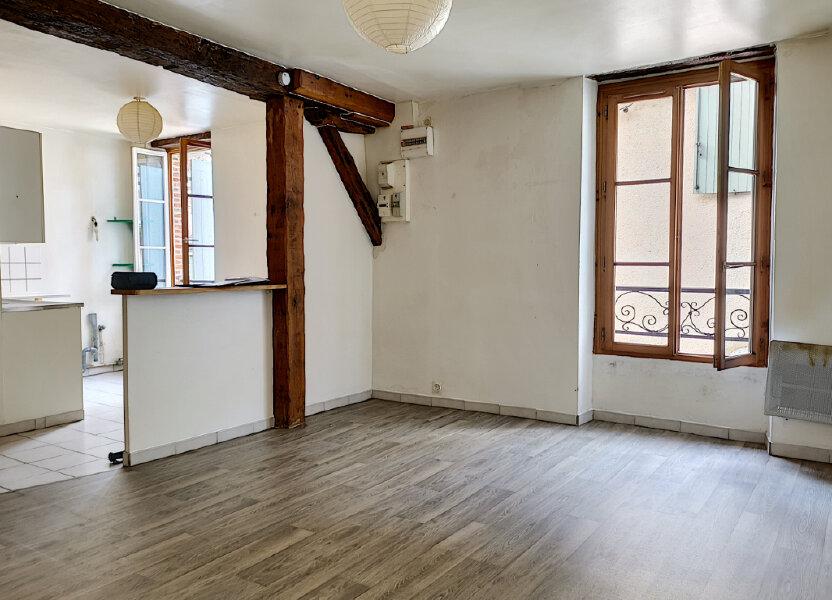 Appartement à louer 51.6m2 à Ferrières-en-Gâtinais