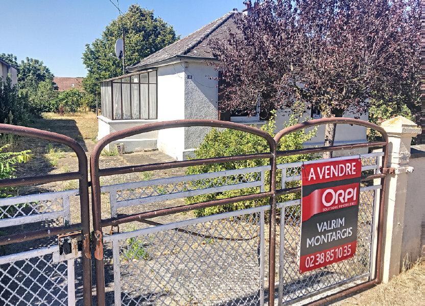 Maison à vendre 50m2 à Pithiviers