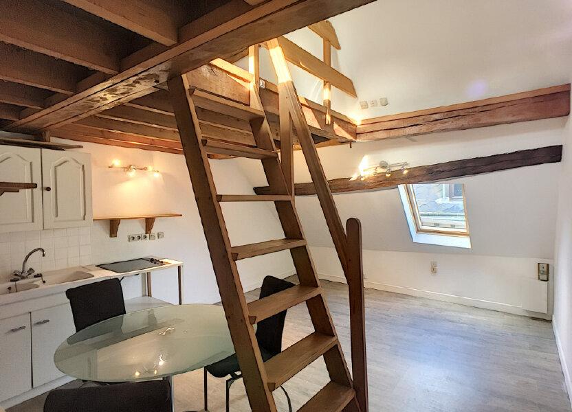 Appartement à louer 25.74m2 à Beaugency
