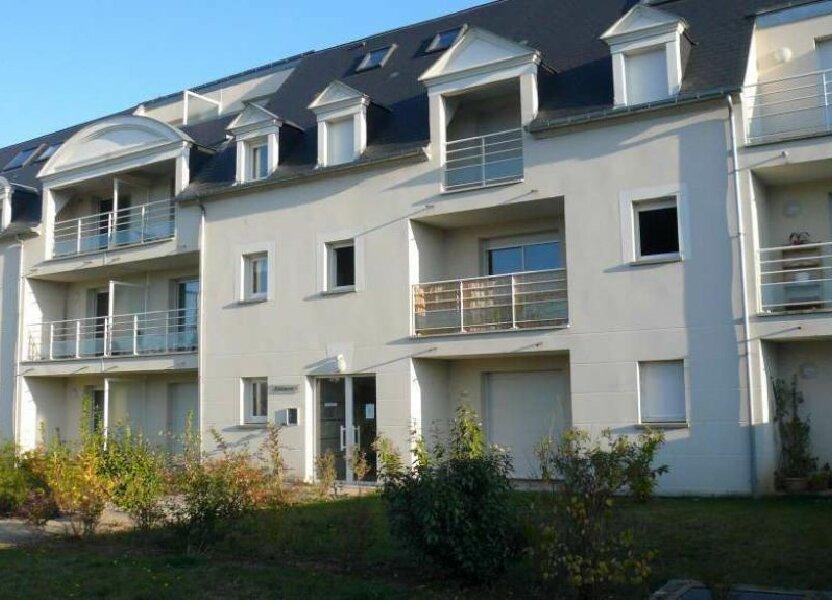 Appartement à louer 54.8m2 à Blois