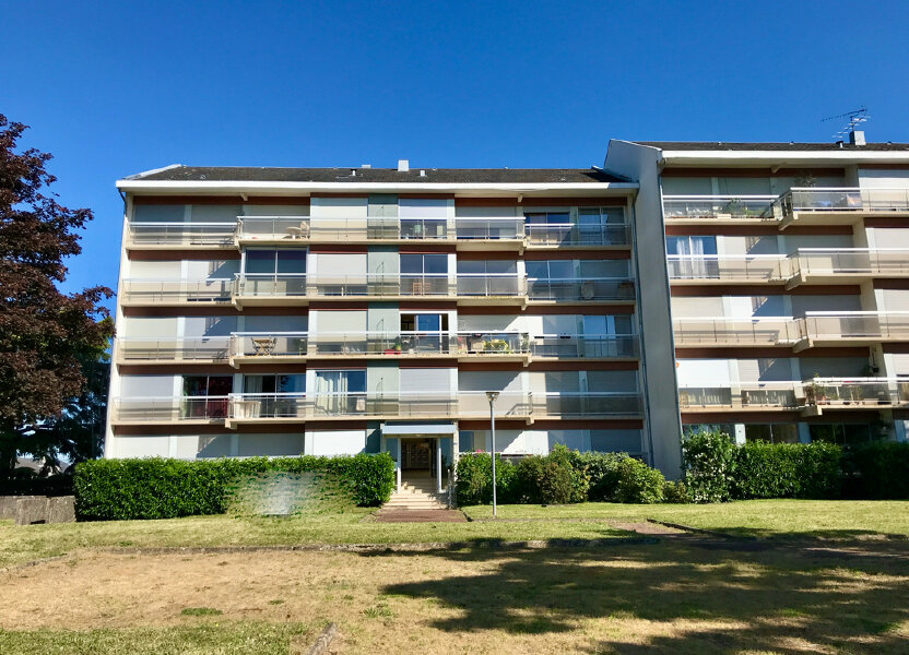 Appartement à louer 61.73m2 à Beaugency