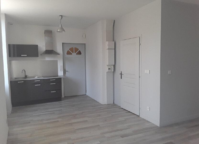 Appartement à louer 32m2 à Romans-sur-Isère