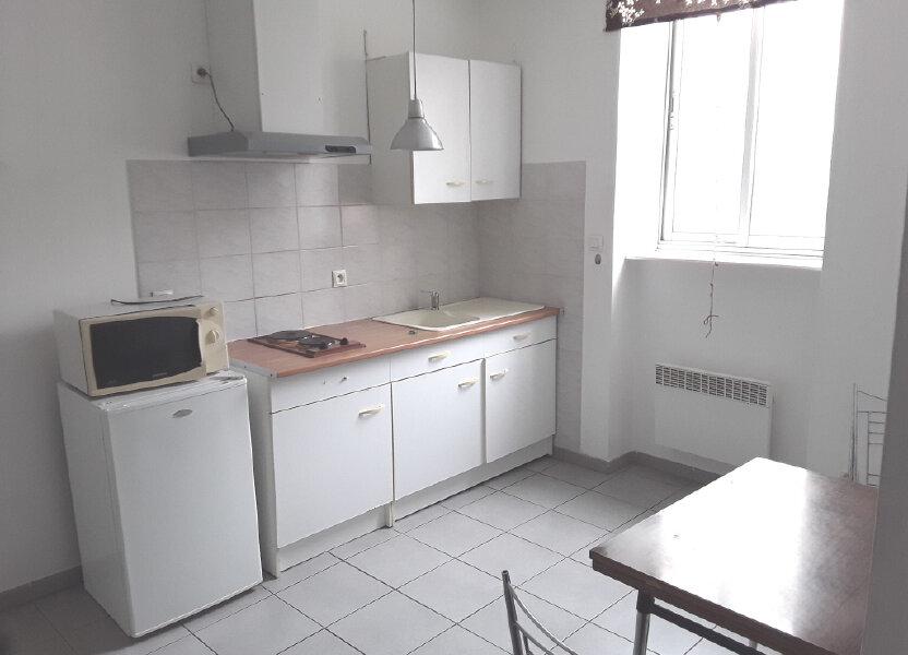 Appartement à louer 22m2 à Bourg-de-Péage