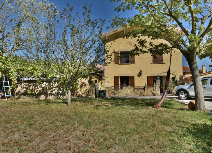 Maison à vendre 195m2 à Châteauneuf-sur-Isère