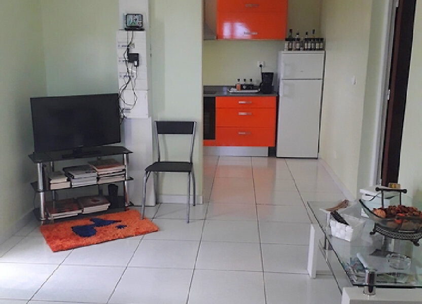 Appartement à louer 36m2 à Sainte-Anne